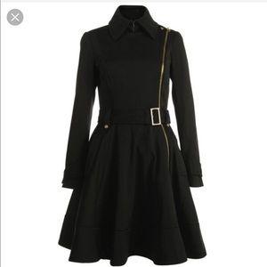 Ted Baker Full Skirt Trench Coat